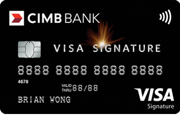 Good things don't last – CIMB credit cards revision