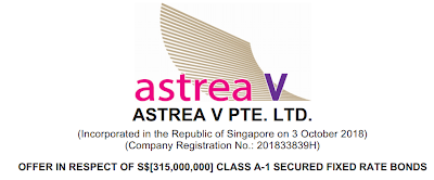 Five things you want to know about the upcoming Astrea V PE Bonds