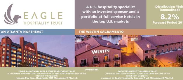 Eagle Hospitality Trust Review: Better than ARA US Hospitality Trust?
