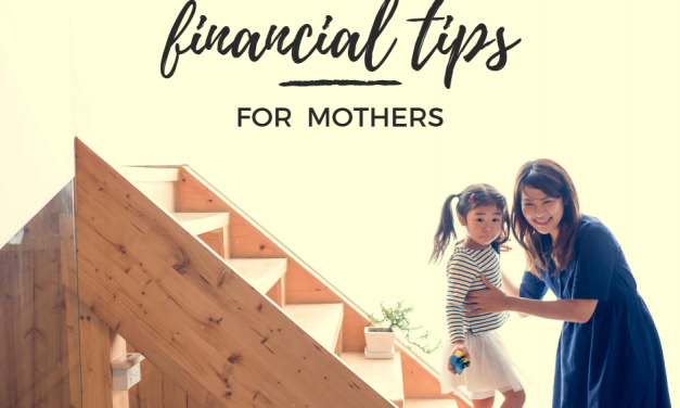 Three Financial Tips for Mothers