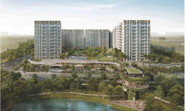 Developer SPH and Kajima Slashed Woodleigh Residences Price by 10%-13% from $2000psf to starting from $1733psf For Relaunch in May 2019.
