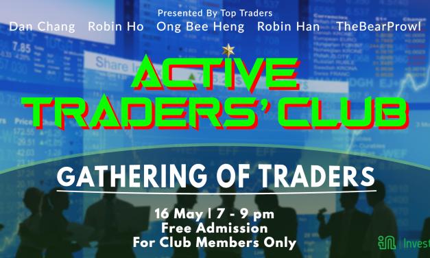 [Recap] Active Traders' Club Exclusive Gathering