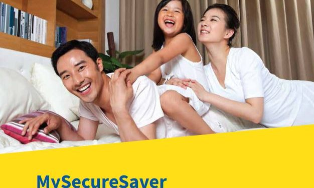 2.25% Guaranteed Interest for Aviva's 3-year Single Premium Endowment Plan (Eligible for SRS)