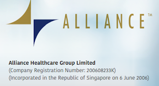 Alliance Healthcare Group Limited