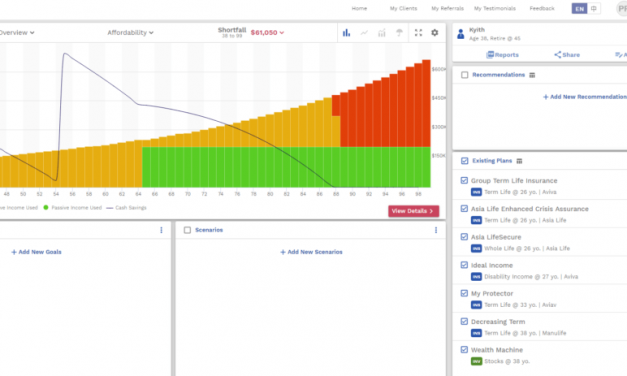 GoalsMapper helps the Adviser take Financial Planning to the Next Level