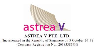 Astrea V Class A-1 PE Bonds