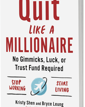 Quit Like a Millionaire, by Millennial Revolution