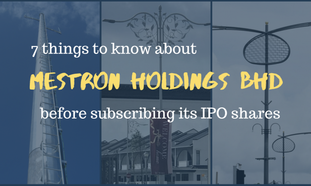 7 Things You Need to Know about Mestron Holdings Bhd