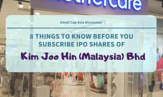 Kim Hin Joo Bhd's IPO: 10 Things to Know About It