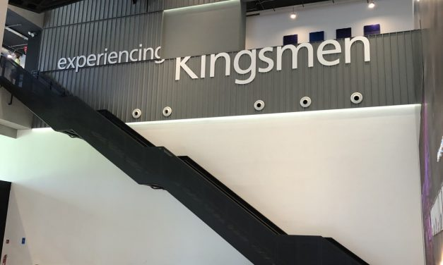 Kingsmen: NERF matters