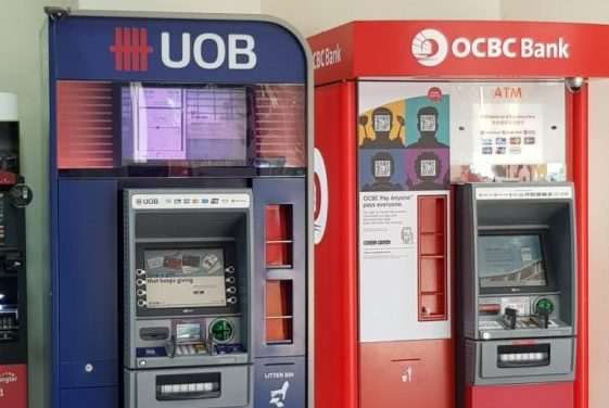 UOB share price fought back after bizarre plunge