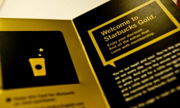 3 Tips to Starbucks Gold Membership