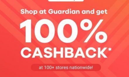Shop For Free at Guardian Using ShopBackGo