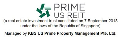 Prime US REIT – Balloting Results