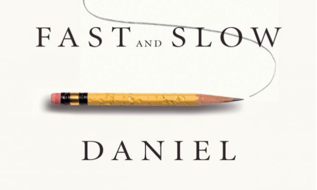 Thinking, Fast and Slow – Looking at the Big Picture