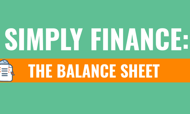 Simply Finance: The Balance Sheet