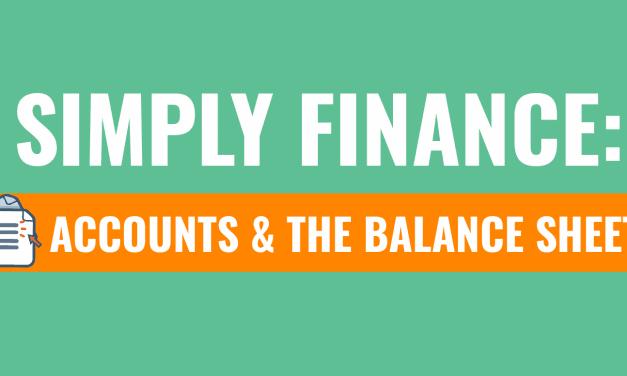 Simply Finance: Accounts
