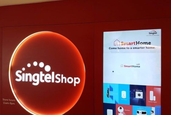 [Paywall] Singtel share price 12% plunge left investors in tears