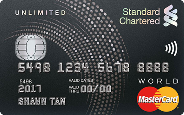 Is the StanChart Unlimited$aver and Unlimited Card with 5% cashback a good deal?