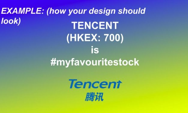 My Favourite Stock Contest!