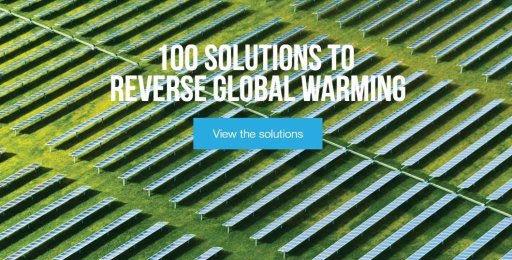 Let's do it – 100 solutions to reverse global warming