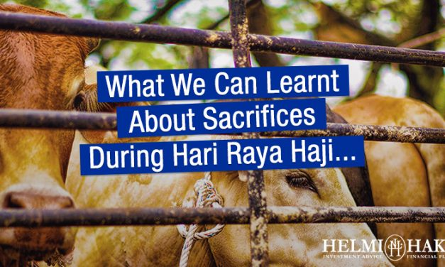 What We Can Learnt About Sacrifices During Hari Raya Haji…