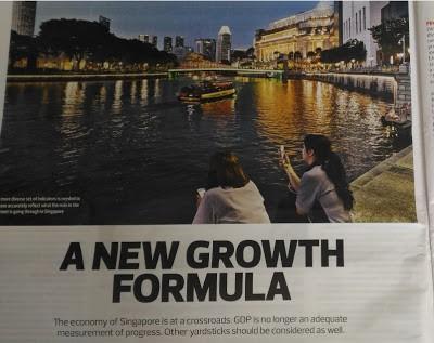 Singapore Economy Going Forward