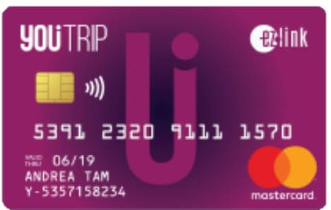 Best credit card to top-up YouTrip : It's (probably) not the card you are thinking of