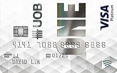 WhatCard of the Week (WCOTW) 11 Oct: UOB One Card