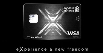 You will get your bonus miles for the X Card…. eventually