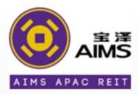 Added: AIMS APAC REIT