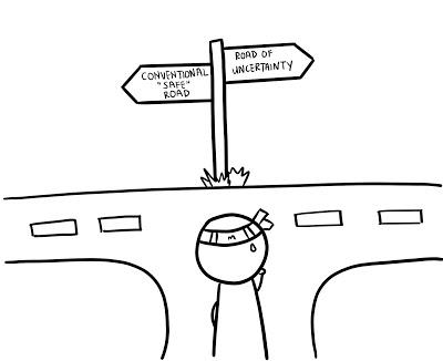 Career Crossroads at 26?