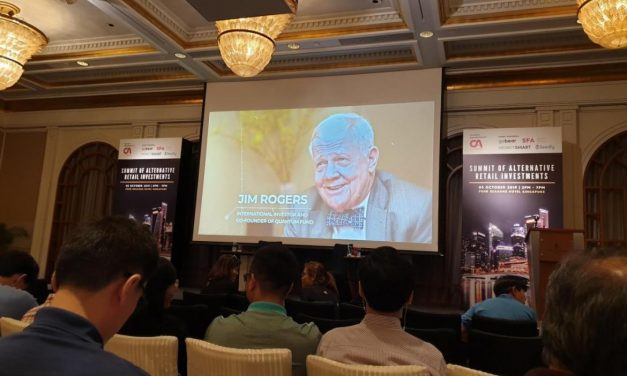 Jim Rogers Talk by CoAssets