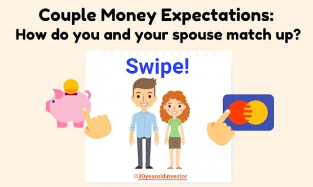 Couple Money Expectations: How do you and your spouse/partner match up?