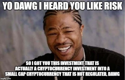 One of my Crypto Investments is up 1625% since March