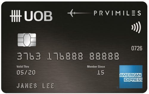 Limited Time Promo: Get $100 cash if you apply for UOB PRIV Amex. No requirements, existing UOB cardholders eligible