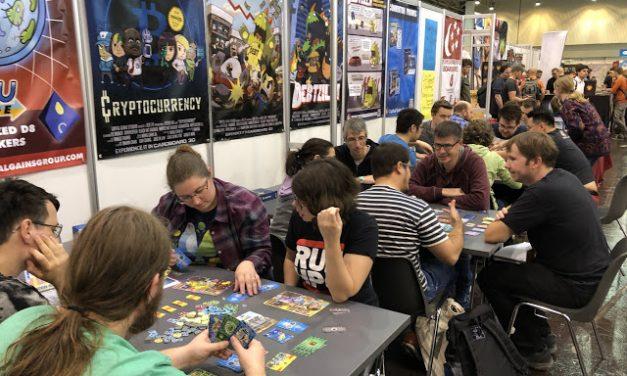 5 Take away from Spiel Essen 2019 for Capital Gains Studio