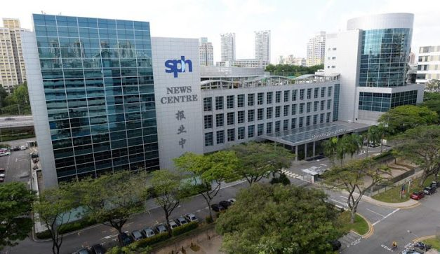 Singapore Press Holdings and SPH REIT Review- Media Segment Continues to Worsen But Bright Spot From Property Segment