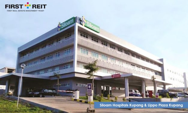 First REIT Q3 FY2019 Performance Review- Does The Decline In Property Income Signal Trend Of Worsening Performance Of Siloam Hospitals?