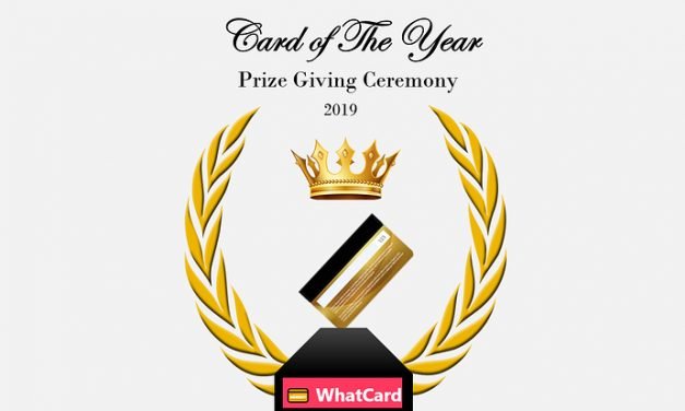 WhatCard's 2019 Card of the Year Award!