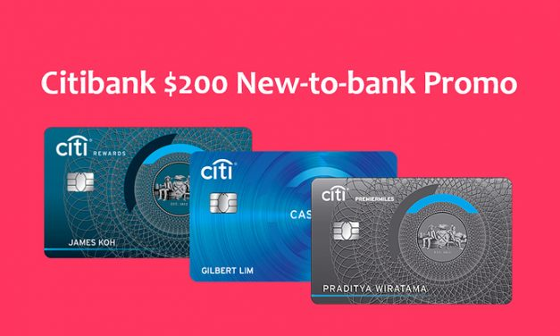 Get $200 in cash when applying for a Citibank card. New-to-bank customers only