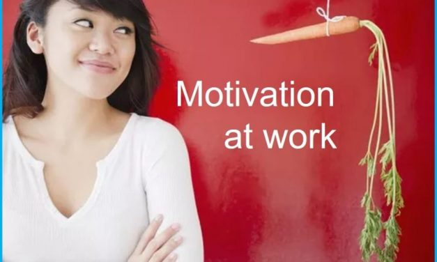 Is it money that motivates you?