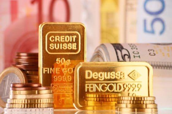 Gold price hit six-year high
