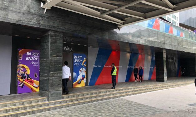 Beyond the Darkness – Field Trip To Festival Walk after Reopening [MNACT]