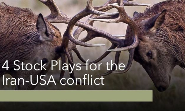 4 Stock Plays for the Iran-USA conflict