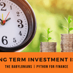 Why Long Term Investment is Good?