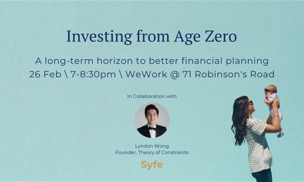 Investing from Age Zero