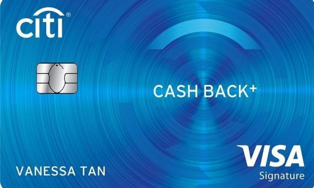 $350 Sign-Up Bonus For Citibank's New Citi Cashback+ Credit Card