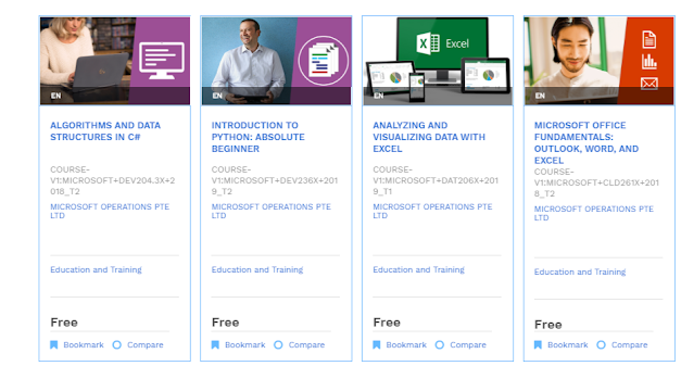 Free Courses and SkillsFuture Related Thoughts