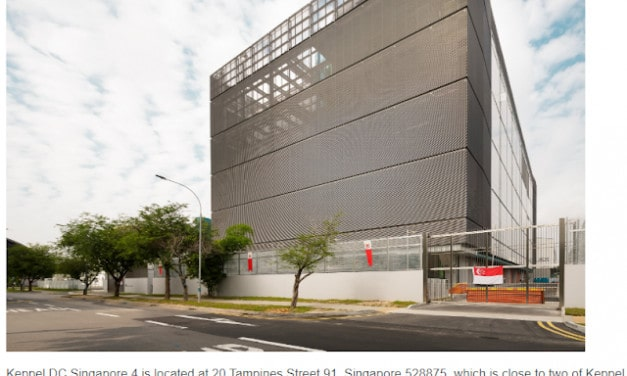 DPU Growth Catalysts For Keppel Data Centre REIT In 2020